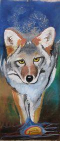 Coyote banner crop