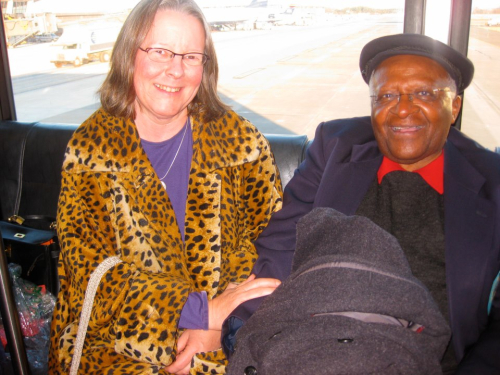 DC and Desmond Tutu
