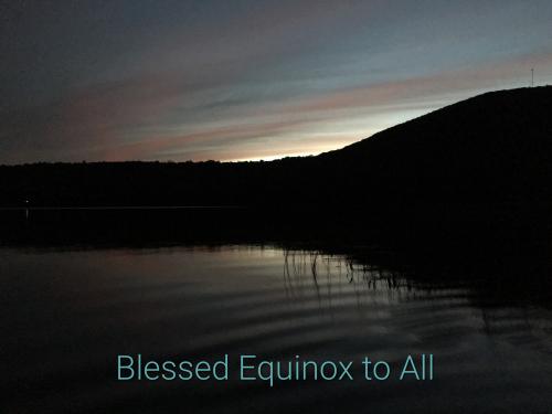 Equinox lake